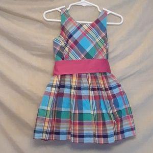 Girl's Polo dress